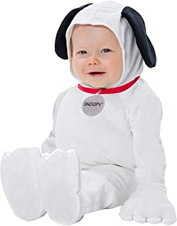 Baby's Peanuts Snoopy Costume