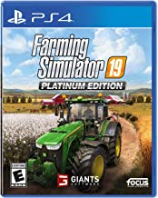 Farming Simulator 19 Platinum Edition (PS4) - PlayStation 4