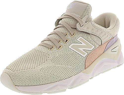 New Balance - Chaussures WSX90V1 Femmes, 42.5 EUR - Width B, Moonbeam Camp Smoke