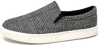 SODA Women's Preforated Slip On Sneakers