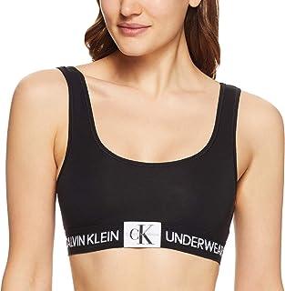 Calvin Klein Women's Monogram Unlined Bralette