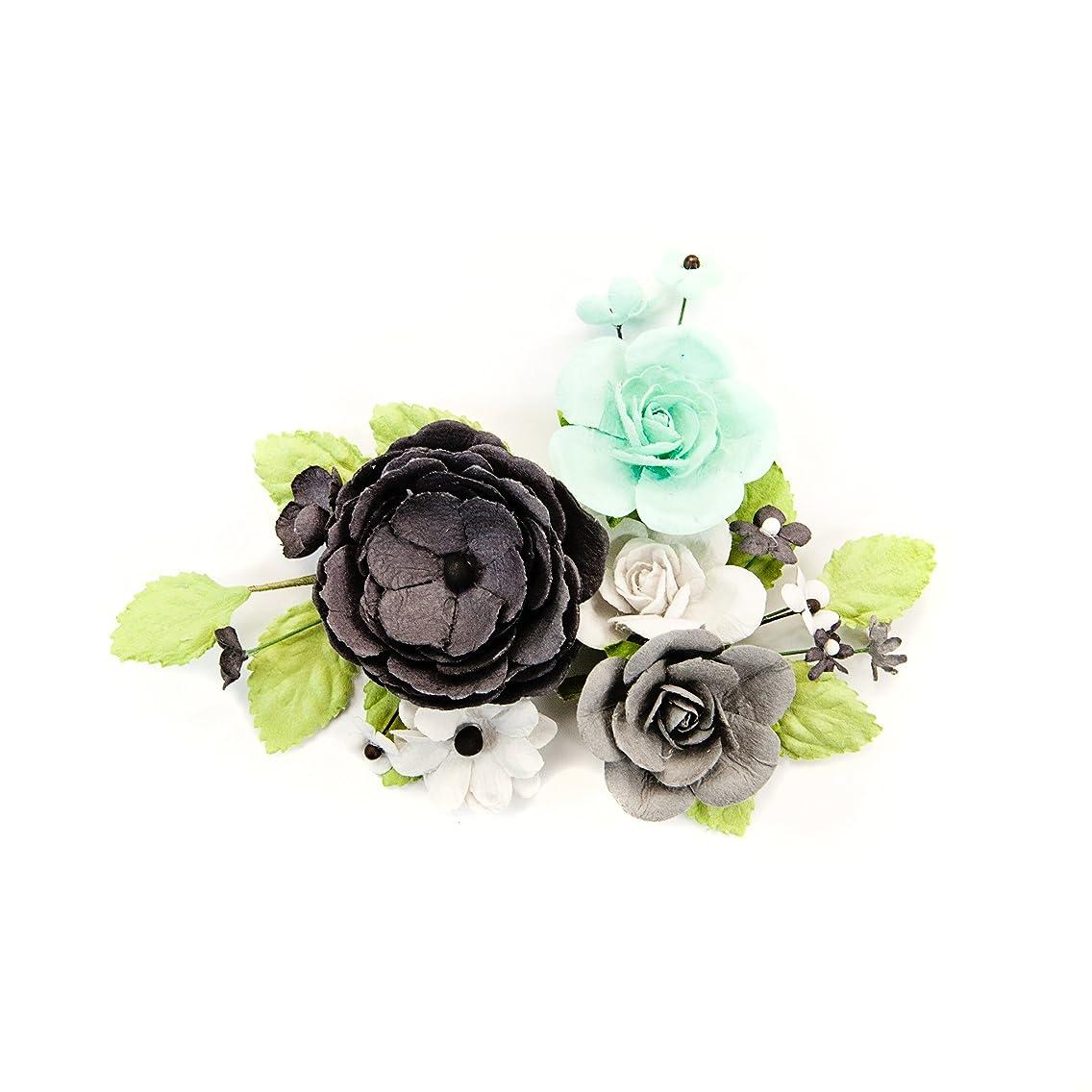 Prima Marketing Inc. 634537 Flirty Fleur Flowers, Multicolored