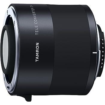 Tamron T62004 - Teleconvertidor 2.0X para Nikon, Negro: Amazon.es ...