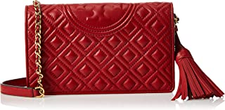 Tory Burch Womens Crossbody Bag, Red Apple - 50263