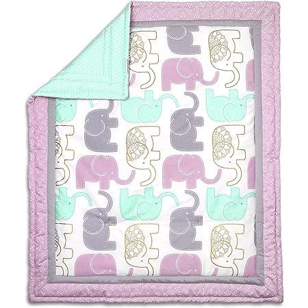 Little Elephant Baby Quilt