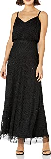 Women's Long Blouson Dress