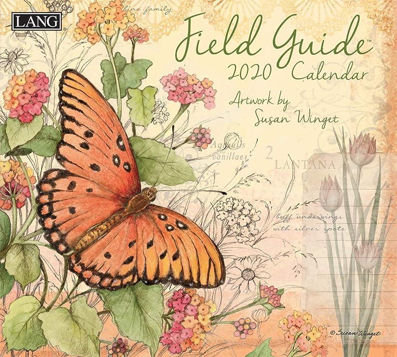 The LANG Companies Field Guide 2020 Wall Calendar (20991001981)