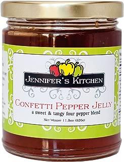 Jennifer's Kitchen Pepper Jelly, Confetti