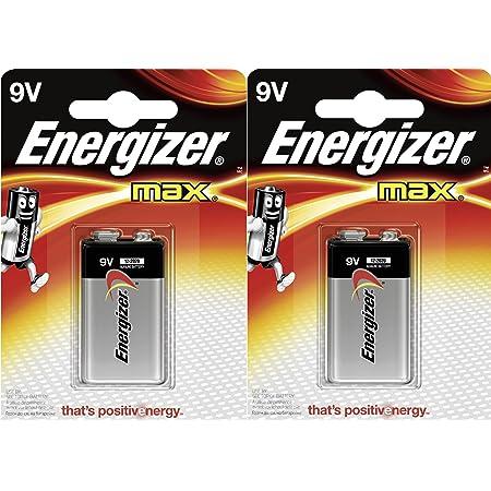 Batterie Pp3 9 V Pk2 Ultra Preis Für 2 Stück Elektronik