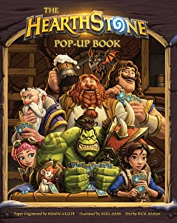 The Hearthstone Pop-Up Book (1)