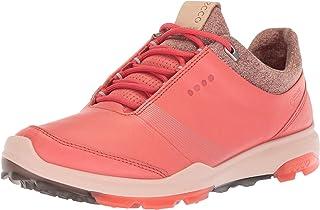 ECCO Biom Hybrid 3 Women's Golf Shoes, 39 EU, Spiced Coral