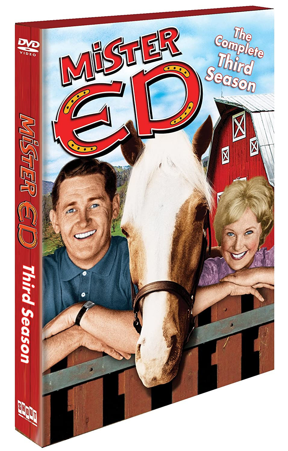 Mister Ed: Max 79% OFF 3 Inventory cleanup selling sale Season