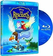 The Rescuers [Blu-ray] (Region Free)