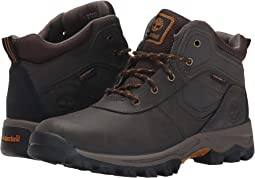 Timberland Kids - Mt. Maddsen Mid Waterproof (Big Kid)