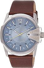 Diesel Master Chief Analog Blue Dial Men's Watch - DZ1399