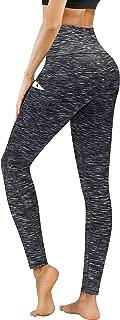 High Waist Yoga Pants with Pockets, Tummy Control Yoga Pants for Women, Workout 4 Way Stretch Yoga Leggings