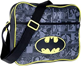 Batman Messenger Bag Joker Bang Official Dc Comics Black