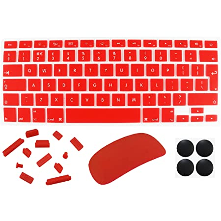 4 in 1 Lilware Accesorios Kit Para Apple MacBook Air 13