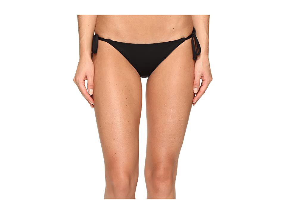 BECCA by Rebecca Virtue Color Code Tie Side Bottom (Black) Women