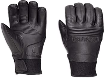 Cold-Weather Riding Gloves For Motorcyclists