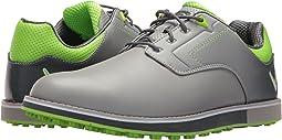 Grey/Lime
