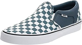 Vans Asher, Slip-on Sneaker Uomo