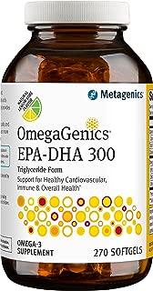 Metagenics - OmegaGenics EPA-DHA 300, 270 Count