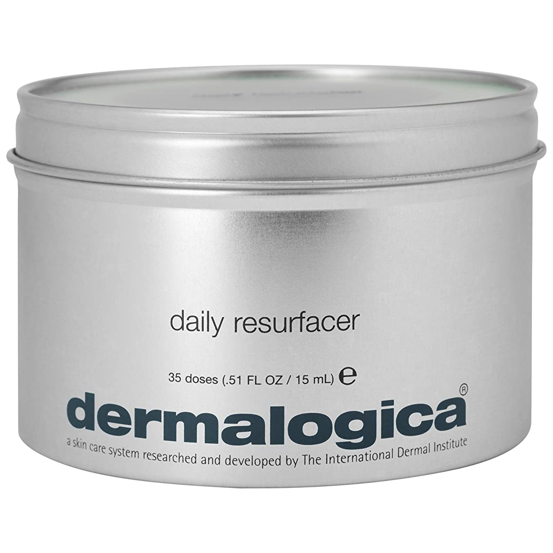 策定するダブル素晴らしい良い多くの35のダーマロジカ毎日Resurfacerパック (Dermalogica) (x2) - Dermalogica Daily Resurfacer Pack of 35 (Pack of 2) [並行輸入品]
