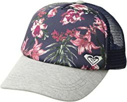 Roxy Kids Just Ok Trucker Cap (Big Kids)