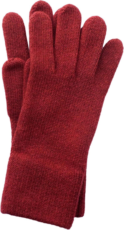 Foster-Natur Guanti da donna in lana merino 100/%