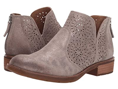 Sofft Barrosa (Smoke Distressed Foil Cow Suede) Women