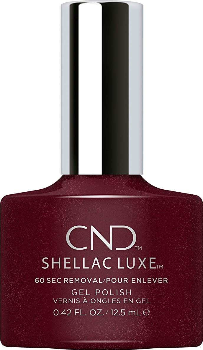 ズームインする抑制する放牧するCND Shellac Luxe - Masquerade - 12.5 ml / 0.42 oz