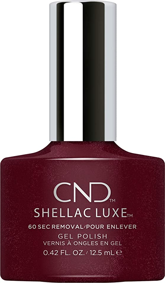 分配します宣教師懺悔CND Shellac Luxe - Masquerade - 12.5 ml / 0.42 oz