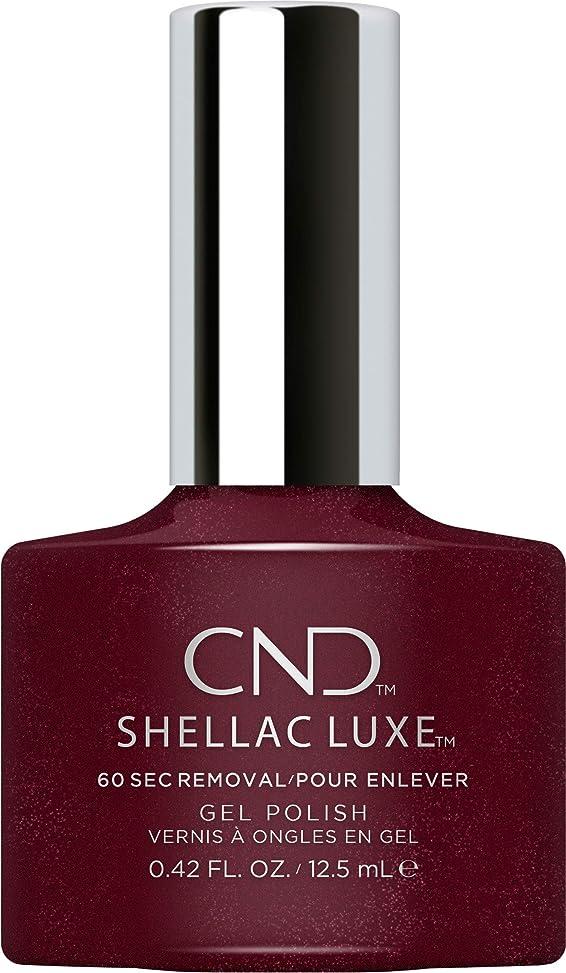 ラフトまたご注意CND Shellac Luxe - Masquerade - 12.5 ml / 0.42 oz