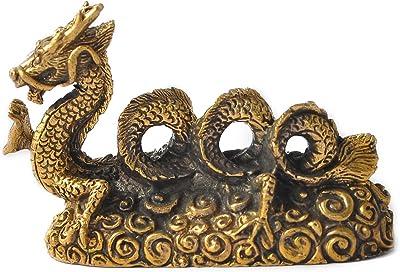 Amazon.com: vietguild – Figura dragón chino de la Estatua ...