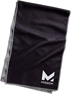 Mission Original Cooling Towel- Evaporative Cool Technology, Cools Instantly When Wet,..