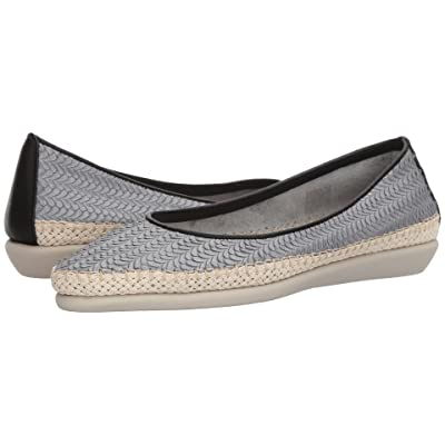 The FLEXX Torri (Canna Di Fucile Mirage/Black Vacchetta) Women