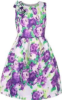 34a4133920f Amazon.com  coral flower girl dress - Alice in Wonderland   Dresses ...