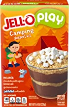 JELL-O Play Camping Dessert Kit, 8.4 oz Box