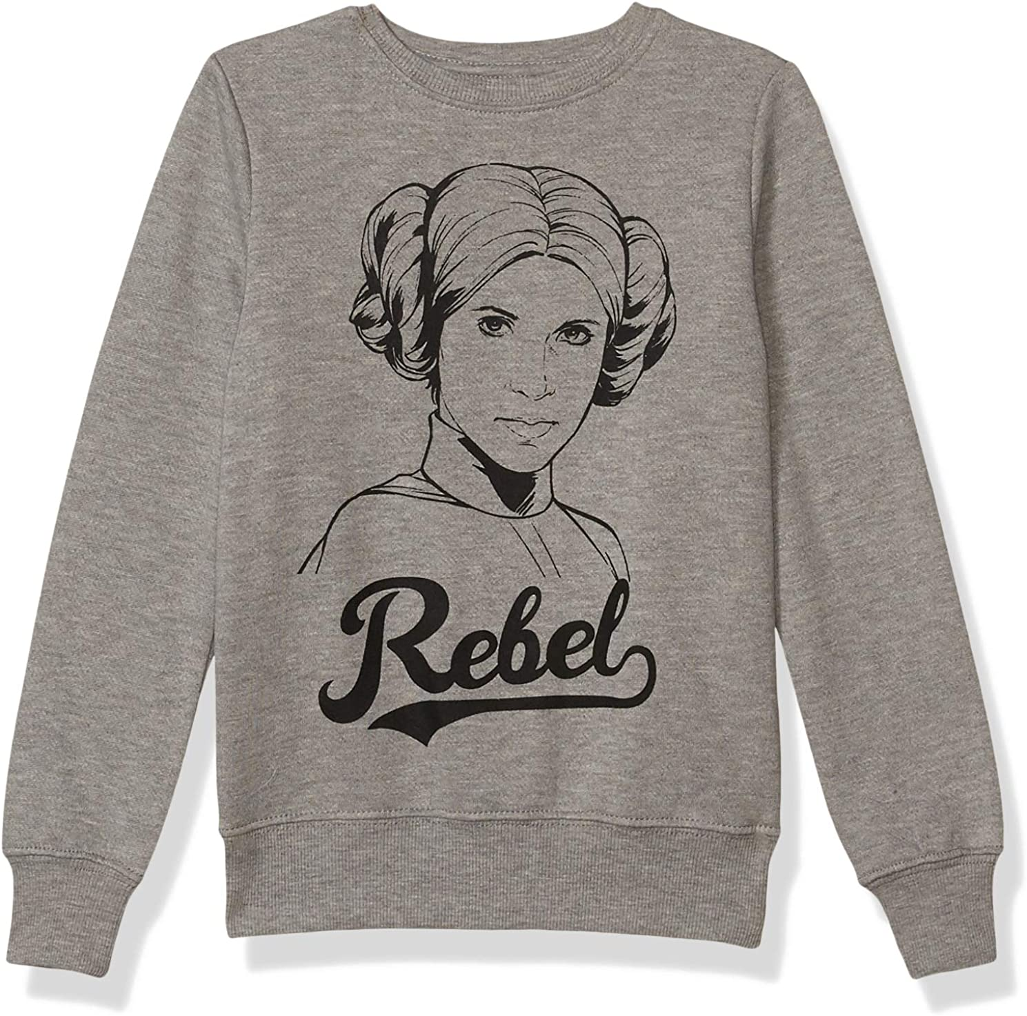 Spring Free shipping / New new work STAR WARS Sweatshirt Girls'