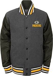 Outerstuff NFL Boys' Letterman Varsity Jacket