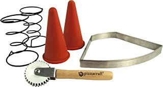 Best pizzacraft grilled pizza cone set Reviews