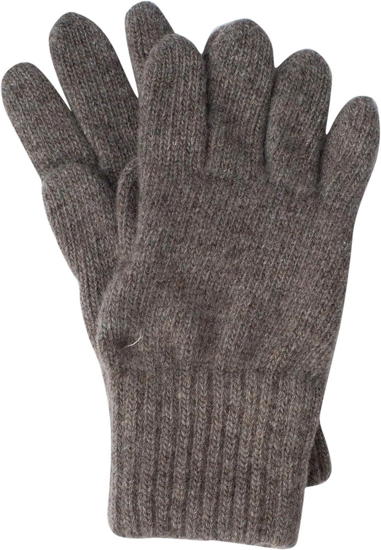 100/% lana merino Foster Natur guantes para ni/ños