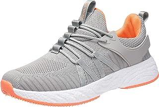 KEENPACE Neutral Laufschuhe Turnschuhe Herren Damen Leichte Atmungsaktiv Sportschuhe Sneaker Outdoor Schuhe für Fitness Jo...