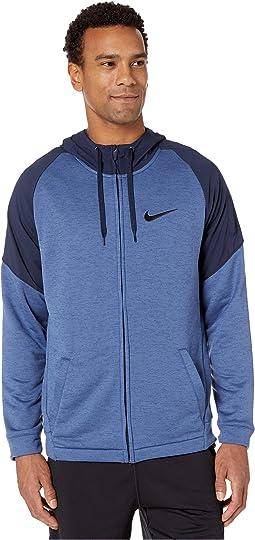 Dri fit touch fleece full zip hoodie, Nike | 6pm