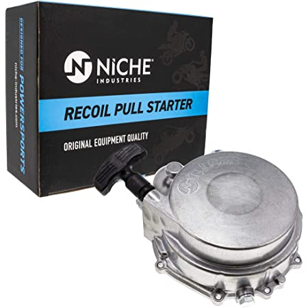 HO|RSE Richard Petty Edition 1996-2006 WFLNHB Complete Recoil Starter Pull Start Assembly Fit for Polaris Sportsman 500 4X4 6x6 Duse