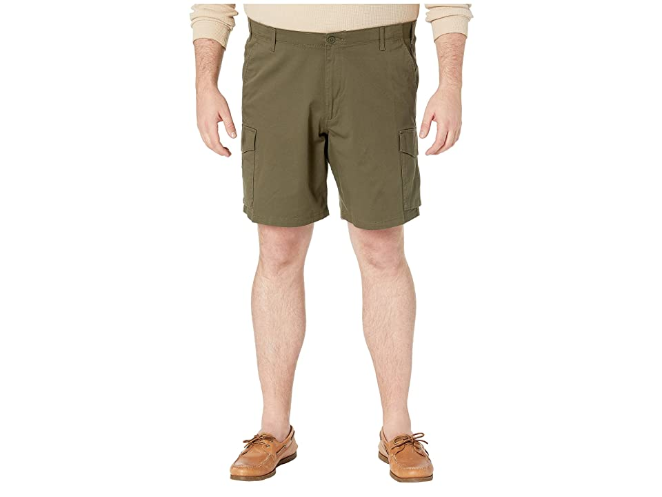 39c243a702 Dockers Big Tall Cargo Shorts (Dockers Olive) Men
