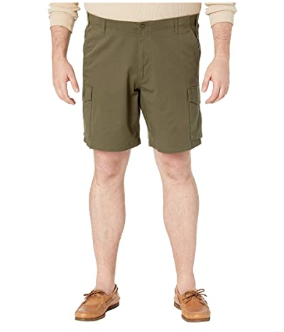Dockers Big Tall Cargo Shorts (Dockers Olive) Men