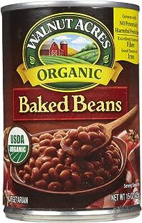 Walnut Acres Organic Baked Beans, 15 oz, 3 pk