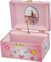 MusicBox Kingdom Jewelry Box with Unicorn Motive with Well Known Melody Decorative Item